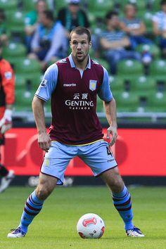 ~ Ron Vlaar on Aston Villa ~