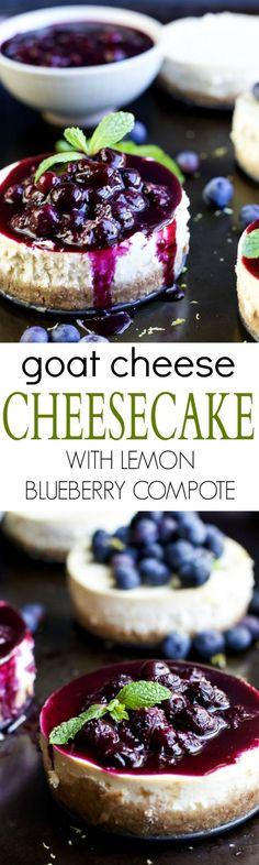 Mini goats, Goats cheese tart and Cheese tarts on Pinterest