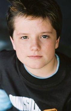 awwwe. Little Josh was just as cute as older Josh :)