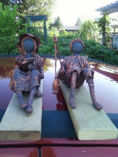 Paverpol Sculptures