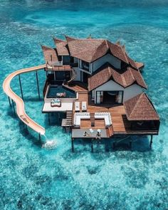 Who are you taking with you to this overwater resort in Maldives🤔🤔 ☀️ ☀️ ☀️ ☀️ ☀️ Tag a friend you… – transeunt-certifica Vacation Places, Dream Vacations, Places To Travel, Honeymoon Destinations, Dream Vacation Spots, Best Tropical Vacations, Vacation Rentals, Hotels And Resorts, Best Hotels