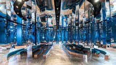 http://blog.bureaubetak.com/post/138443365484/dior-couture-ss16-mirror-set-musee-rodin-paris