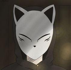 Tokyo Ghoul, Ninja Mask, Drawing Sketches, Drawings, Anatomy Sketches, Arte Ninja, Kitsune Mask, Mask Drawing, Fox Mask