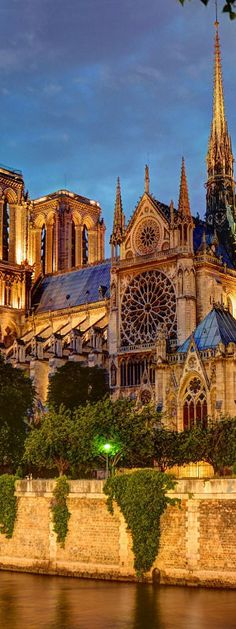 Notre Dame de Paris, Paris, France. Been