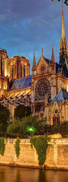 Notre Dame de Paris, Paris, France. Been