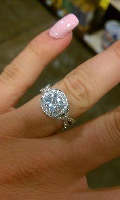 Wedding rings photo by JMK Photos Wedding Rings Pinterest Ring