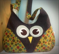 Love this style of owl bag - it is turning into a best seller!