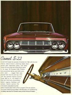 1964 Mercury Comet