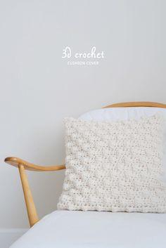 The Principles of 3D Crochet – The Yvestown Blog