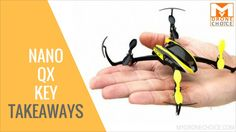 Blade Nano QX Hands-on Review and Overview