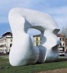 Henry Moore.   Love the organic nature of his work.