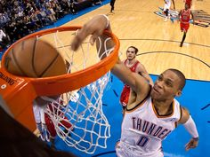 Second-look photo gallery from the 102-72 Thunder victory over the Bulls - Feb. 24, 2013
