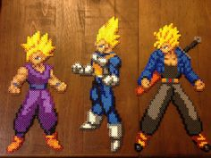 Finally doing something Dragonball Z here. Of course the obvious choice is to make either Vegeta or Goku, of which Vegeta may still show up, but I felt like giving Raditz the go first because...
