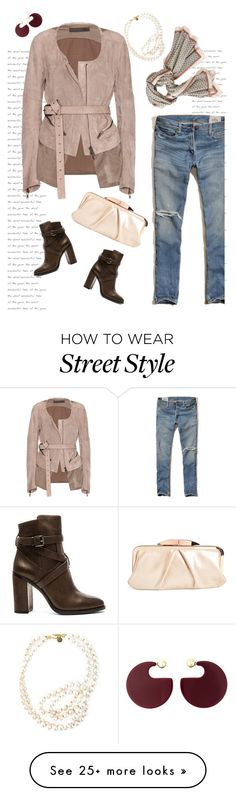 """""""Street style"""" by janemichaud-ipod on Polyvore featuring Hollister Co., Haider Ackermann, Aigle, Vince Camuto, HOBO, Marni and STELLA McCARTNEY"""