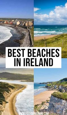 Best Beaches In Ireland Where To Go In Ireland Best Places To Relax In Ireland Beautiful Beaches In Ireland Unique Locations In Ireland Where To Go Off The Coast Of Ireland Activities On The Ireland Coast Must Visit Beach Locations In Ireland Travel Guide Best Beaches In Ireland, Ireland Hotels, Ireland Beach, Ireland Vacation, Honeymoon In Ireland, Backpacking Ireland, Ireland Travel Guide, Travel Photographie, Ireland Culture