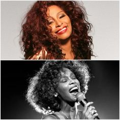 """Did you know? The ultimate girls' anthem, Chaka's first solo hit """"I'm Every Woman"""" also featured the backing vocals of a 14-year-old Whitney Houston and mother Cissy. Houston famously re-released the anthem years later in 1993 with her version becoming a bigger hit than the original. #chakakhan #whitneyhouston #imeverywoman"""