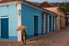 Rainy day - Cuba Trindad - null
