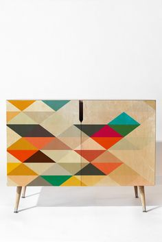 Three Of The Possessed South Credenza | DENY Designs Home Accessories
