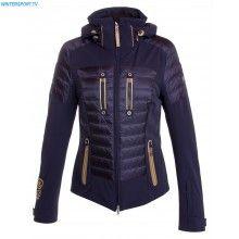 Bogner Women Nica DT Jacket – Navy