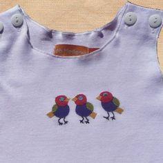 pássaros bebês