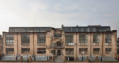 Page/Park Wins Competition to Rebuild Mackintosh's Glasgow School of Art