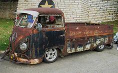 laminas auto  oxidada | Ratas motorizadas!