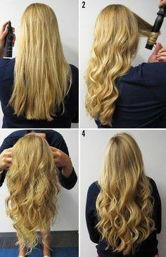 kolay ve havalı saç yapımı