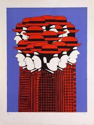 Gaitis Social Environment, Social Art, Conceptual Art, Printmaking, Paper Art, Presents, Graphic Design, Fine Art, Illustration