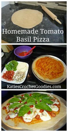 1000+ images about Pizza on Pinterest | Tomato basil pizza, Bbq ...
