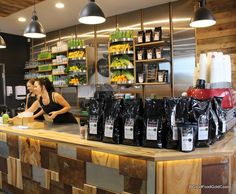 Flannery's Refuel Depot organic raw food take away meals to go Robina | Good Food Gold Coast