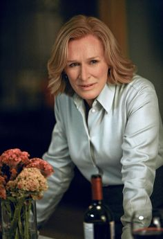 """Glenn Close (as Patty Hewes) in """"Damages"""" (TV Series)"""