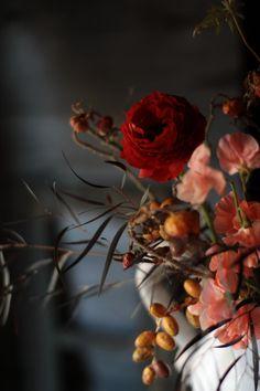 BKLYN contessa :: saipua floral arrangement