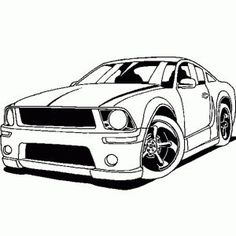cool cars coloring pages to print | Cool Car Coloring Pages | Cool ...