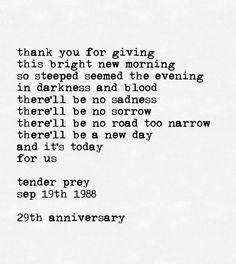 Repost from RPP (the.nickcave.typewriter) on Facebook: Tender Prey (1988)