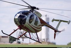 MD Helicopters MD-500E (369E) aircraft picture
