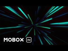 In this After Effects motion graphic tutorial we are going to be taking a look at how to create an Abstract Light Speed Animation in After Effects. Motion Design, Web Design, Graphic Design, Adobe After Effects Tutorials, Light Speed, After Effect Tutorial, Self Promo, Time Warp, Light Project
