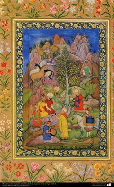 Persian/Iranian painting