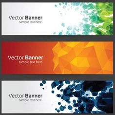 Find Abstract Trendy Vector Banner Header Set stock images in HD and millions of other royalty-free stock photos, illustrations and vectors in the Shutterstock collection. One Page Website, Website Header, Banner Sample, Header Banner, Modern Website, Vector Free Download, Banner Vector, Headers, Inspiration