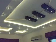 Wohnzimmerleuchten modern ~ Gypsum ceiling ideas for living room 800x600 interesting pop