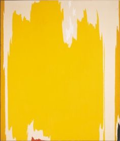 Clyfford Still 1951-L No. 2 overall: 116 1/2 x 98 1/4 x 2 3/4 inches. Albright-Knox Art Gallery
