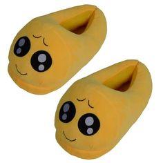 c17b15d49e2 Emoji Slippers. Zapatillas De CasaZapatillas HombrePantuflasZapatos De  InviernoHombre MujerHombresCalzasMujeresModa