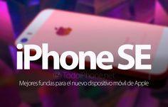 iPhone SE: Mejores fundas para el nuevo móvil de Apple http://blgs.co/82jvW0