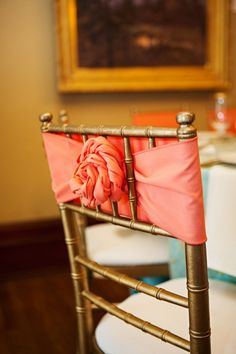 knotted chair sash  Let Sun Rental show you how to tie your sash like this  www.sunrental.com
