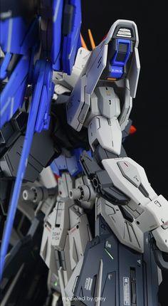 Gunpla Custom, Custom Gundam, Blood Orphans, Gundam Toys, Futuristic Robot, Arte Robot, Gundam Seed, Japan Style, Gundam Model