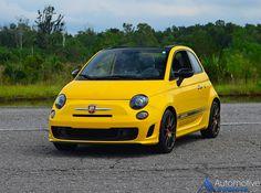 2016 Fiat 500C Abarth Cabrio Quick Spin http://www.automotiveaddicts.com/63102/2016-fiat-500c-abarth-cabrio-review-test-drive