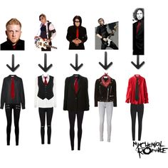 I know it's early to start planning for Halloween but... who wants to do this with me!? I call Gerard