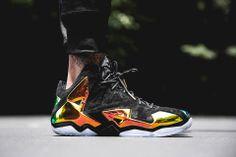 sports shoes a1b3b fc149 Nike LeBron 11 EXT QS