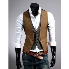 Love this vest - great look