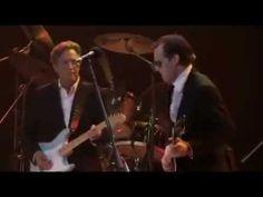 Joe Bonamassa  Introducing Eric Clapton  to  Further On Up The Road  from RAH Concert 2009