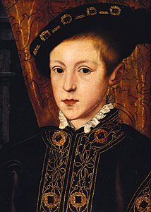 Edward VI, The Boy King. - Both of Edward's uncles, the brothers of Jane Seymour, Edward and Thomas, were very ambitious and became rivals for power. And both would meet their ends on the scaffold. Tudor History, British History, European History, Enrique Viii, Adele, The Boy King, Tudor Monarchs, Tudor Era, Tudor Style